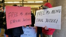 Actors paid to protest for Huawei exec's release: media