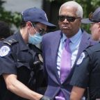 Georgia Congressman Hank Johnson, activists arrested during voting rights protest