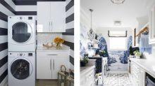 15 Brilliant Design Ideas for Small Laundry Rooms