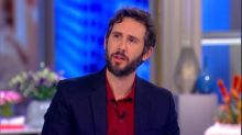 Josh Groban opens up about how he handled his anxiety