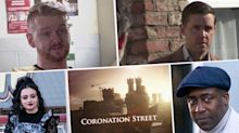 Next week on Coronation Street: a sad goodbye, Asha reunites with Corey, plus Michael's world is rocked (spoilers)