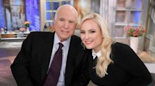 Meghan McCain slammed for telling Amy Klobuchar to 'leave my father's legacy and memory out of presidential politics'