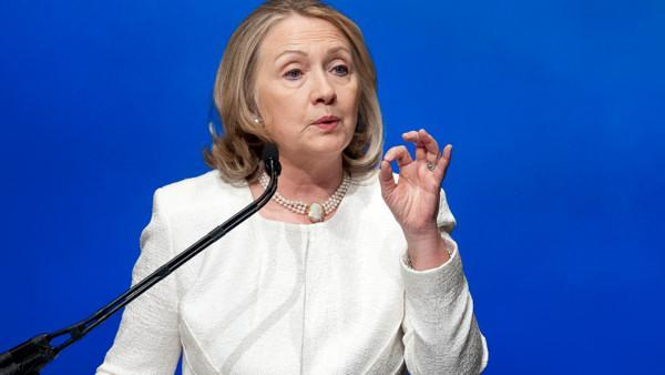 Hillary Clinton named 2013 Liberty Medal recipient
