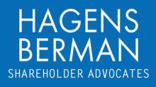HEXO SHAREHOLDER ALERT: Hagens Berman Notifies Investors in HEXO Corp. (HEXO) of an Investigation Involving Possible Securities Law Violations