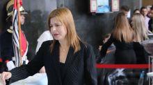 Rose Miriam comemora saída de Tiago Salvático de partilha de Gugu