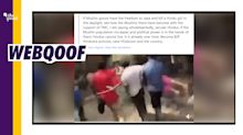 Bangladesh Video Shared as Post-Poll Violence Against Women in WB