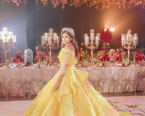 Debutante, 18, had the most extreme \'Beauty and the Beast\'-themed ...