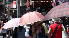 Heat wave wilts much of U.S. Midwest, Northeast