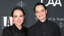 Juno actress Ellen Page has secretly married girlfriend Emma Portner