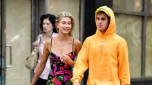 Justin Bieber and Hailey Baldwin Look Head Over Heels in Love in This Kissing Photo