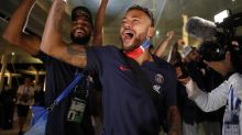 Foot - C1 - PSG - Copa Libertadores, Ligue des champions, Jeux Olympiques...:Neymar (PSG), un homme de finales