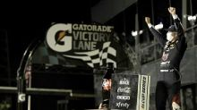 Byron claims first NASCAR Cup win at Daytona, Johnson misses play-offs