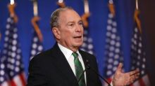 Mike Bloomberg gives $60m to help Democrats in November as former campaign aides turn against him