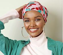 Hijab-wearing model Halima Aden says she is quitting fashion shows after being forced to compromise her religious beliefs