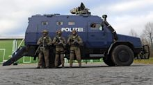 NS-Vorwürfe: Sachsens neuer Polizei-Panzer steht in der Kritik