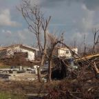 Hurricane-ravaged Bahamas brace for another storm