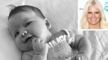 Jessica Simpson Shares Adorable New Photo of Baby Daughter Birdie Mae: 'Rollin' Into the Weekend'