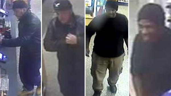 Police seek Delaware Park credit card thieves