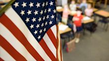 Principal has to stop saying 'God Bless America' after the Pledge of Allegiance following parent's complaint