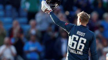 England vs India: Joe Root hits historic century as hosts claim three-match ODI series