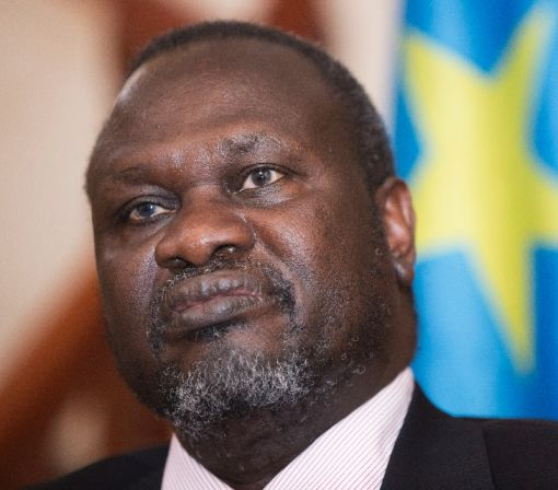 South Sudan rebel chief issues war call from exile
