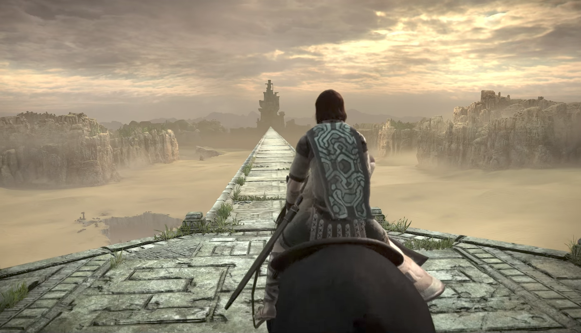 shadow of the colossus - HD1879×1078