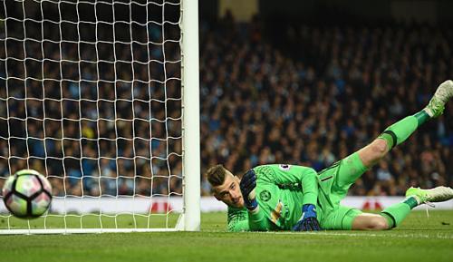 Premier League: Medien: Real mit de Gea einig