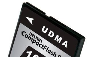 """Delkin's """"world's fastest"""" 16GB UDMA CF Pro card: so much faster, you won't even notice"""