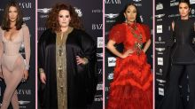 Every outfit you need to see from Harper's Bazaar's Icons party red carpet