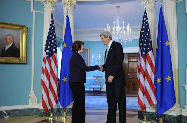 US and Europe struggle to agree on data sharing