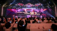 Alibaba sees over $56bn in Singles' Day sales