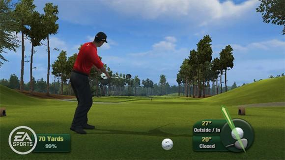 Review: Tiger Woods PGA Tour 11 (Wii)