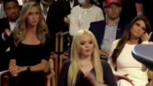Trump's family is evidently refusing to wear masks at the debate, despite them being required