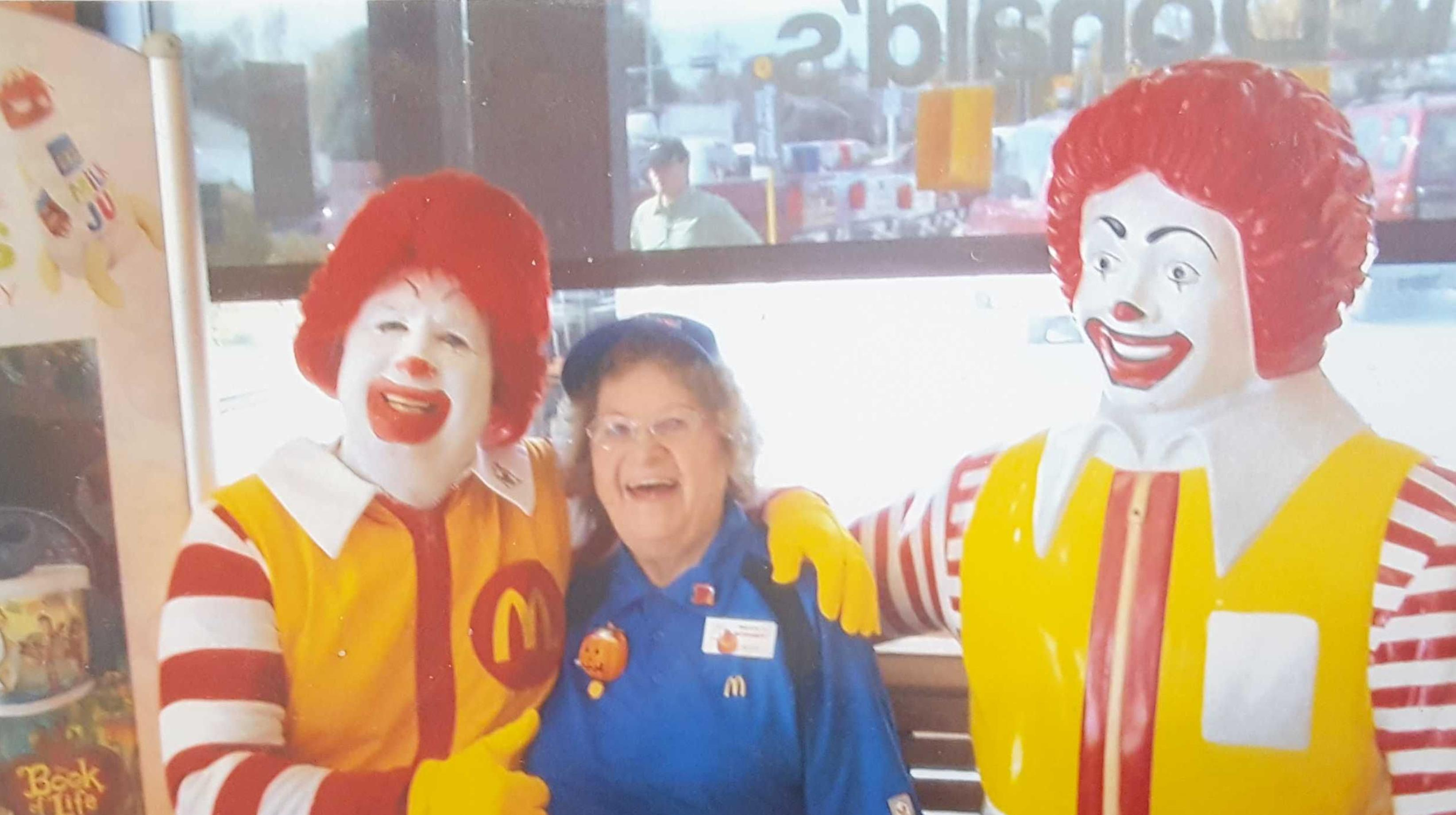 What A 90-Year-Old Who Works At McDonald's Can Teach Us About Happiness
