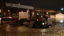 Flooding and storms affect Chicagoland area