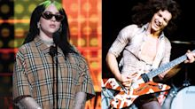 Eddie Van Halen's son defends Billie Eilish after she admits she doesn't know Van Halen