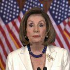 Pelosi calls for articles of impeachment against Trump