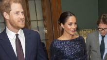 Meghan Markle's latest look is a far cry from her normal beauty routine