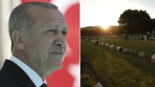 Anzac tours to continue despite threats to send Aussies 'home in coffins'
