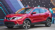 2018.5 Nissan Rogue Sport gets more standard safety equipment