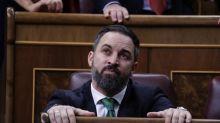 Vox fracasa en su reconquista de España