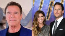 Arnold Schwarzenegger boasts of 'Kennedy gene pool' as his daughter prepares to have first child