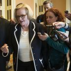 Senate has 'too many embarrassing uncles,' McCaskill says in farewell remarks