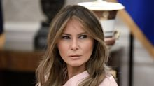 Melania Trump thinks she's 'the most bullied person' in the world — and Twitter isn't very sympathetic