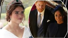 Princess Eugenie 'upset' Meghan upstaged her on wedding day