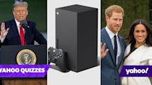 News Quiz of the Week: How much can you remember?