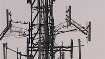 Copper Thefts Reported At 4 Cell Towers In One Day