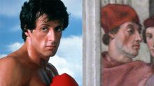 Remember When 'Sylvester Stallone' Was Spotted In A Vatican Painting?