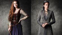 Globo divulga visuais de Marina Ruy Barbosa e Bruna Marquezine para próxima novela