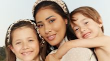 """Em ensaio com os filhos, Simaria reflete sobre 2020: """"A união foi o que nos alimentou"""""""